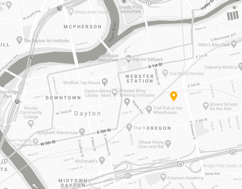 gosiger-map